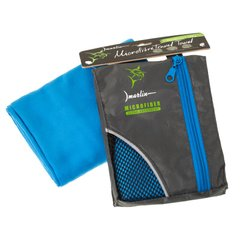 Полотенце Marlin MICROFIBER TRAVEL TOWEL BLUE S (40*80 см)