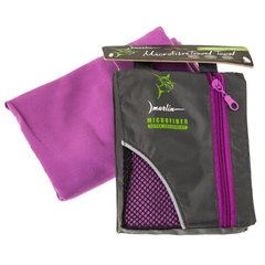 Полотенце Marlin MICROFIBER TRAVEL TOWEL DARK PURPLE S (40*80 см)