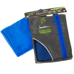 Полотенце Marlin MICROFIBER TRAVEL TOWEL ROYALE BLUE S (40*80 см)